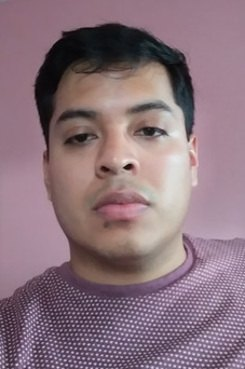Carlos Segovia, DACA immigrant, is a second-year law student in Florida.