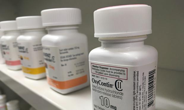 Oxycontin/Courtesy of Shutterstock.com