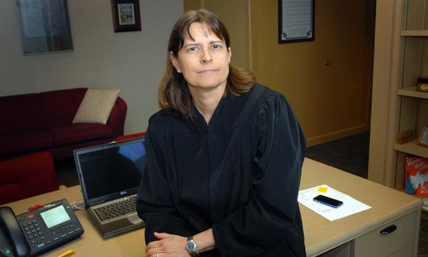 Broward Circuit Judge Lisa Porter/photo courtesy of Melanie Bell