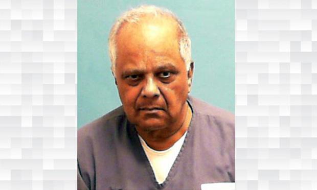 Maharaj Krishna/photo courtesy of the Florida Department of Corrections