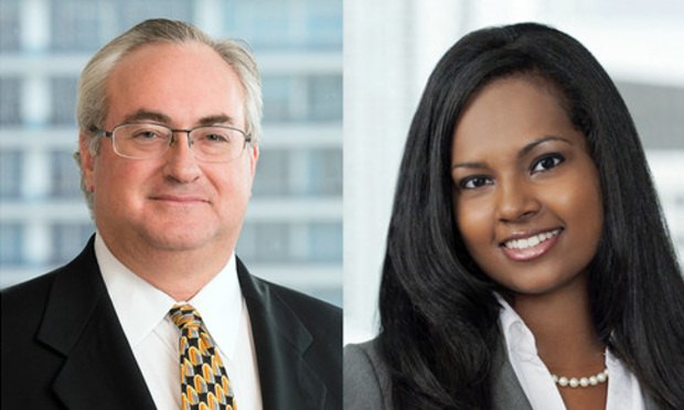 "Merrick L. ""Rick"" Gross is a shareholder and Yolanda P. Strader is an associate in the Miami office of Carlton Fields."