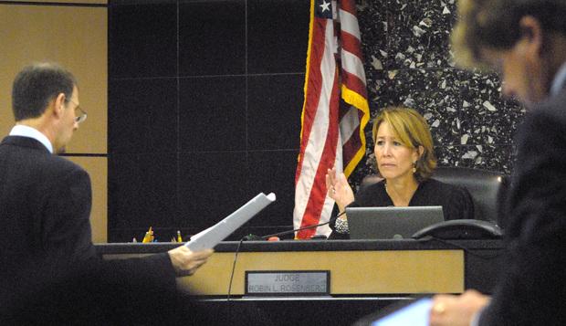 Judge Robin Rosenberg