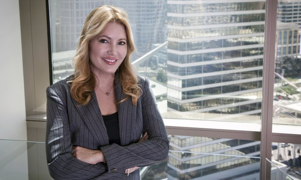 Donna DiMaggio Berger of Becker & Poliakoff in Fort Lauderdale/photo courtesy of Andrea Lugo