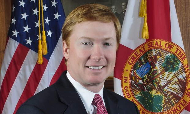 Florida Commissioner of Agriculture Adam H. Putnam/Photo courtesy of Bob O'Lary/Wikipedia