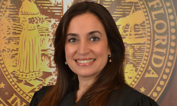 U.S. Attorney Ariana Fajardo Orshan. Courtesy photo