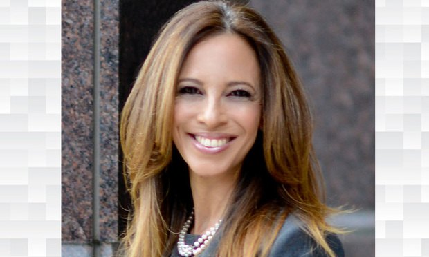Michelle Suskauer, Florida Bar president and Dimond Kaplan & Rothstein attorney. Courtesy photo