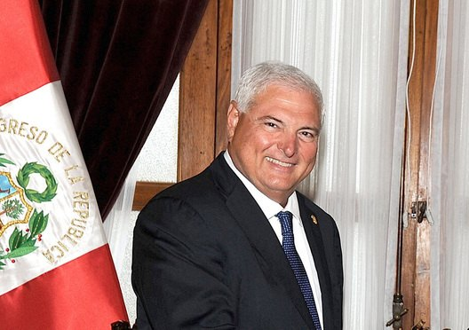 Panama ex-President Martinelli hospitalized, 'stable'
