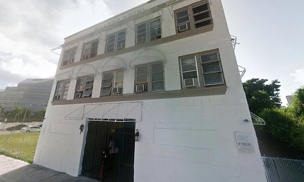 124 NE 14th St. in Miami/Credit: Google