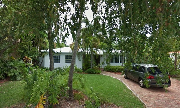 482 Glenridge Road in Key Biscayne/Credit: Google