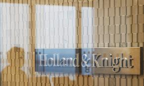 Holland & Knight Opens Phila Office With Reed Smith Group