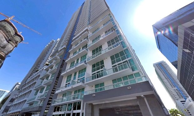 The Bond is a 44-story high-end condominium tower with 323 residences at 1080 Brickell Ave./Google street view