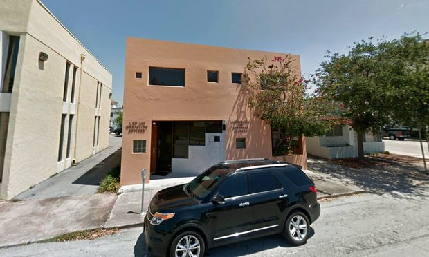 111 Majorca Ave. in Coral Gables, Florida/courtesy of Google