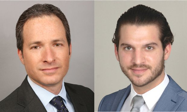 Adam J. Tiktin, president and broker, left, and Alejandro Snyder, executive coordinator, right, with Tiktin Real Estate Investment Services/courtesy photos