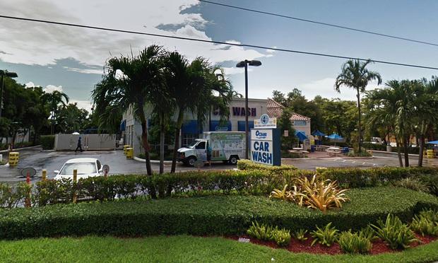 2651 N. University Dr. in Sunrise, Florida. Credit: Google
