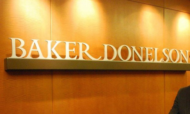 Baker Donelson Boosts Data Protection Practice With New Hire In