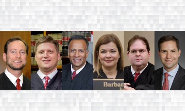 south florida judges dominate list of florida supreme court nominees