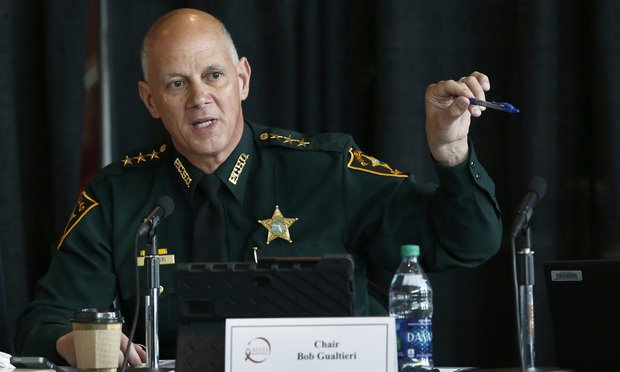 Pinellas County Sheriff Bob Gualtieri (AP Photo/Wilfredo Lee, File)