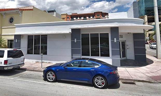 101 Almeria Ave. in Coral Gables. Credit: Google