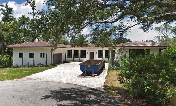 671 NE 105th St. in Miami Shores. Credit: Google