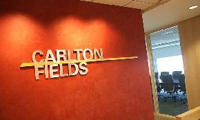 Carlton Fields Partner James Jorden Leads 17 Litigators to Drinker Biddle