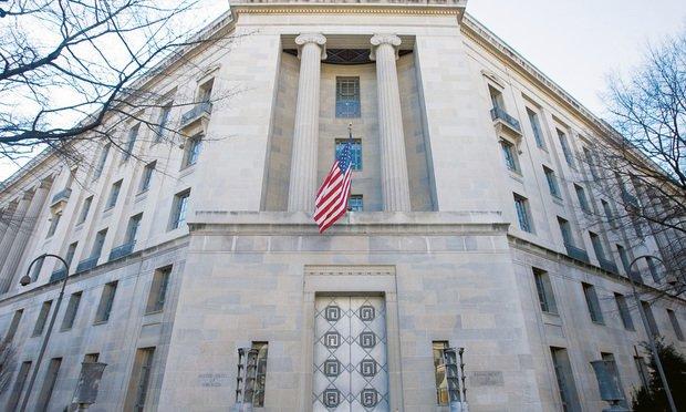 Justice Department. Photo: Diego M. Radzinschi