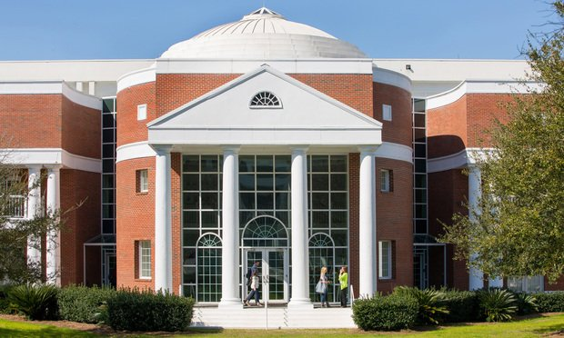Florida State University College of Law. Courtesy photo.