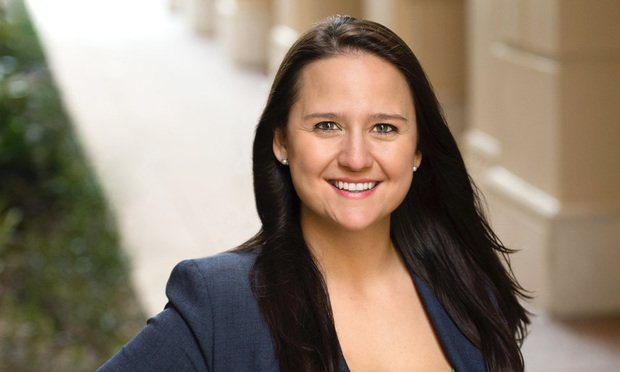 Maria Garcia, president of the Cuban American Bar Association