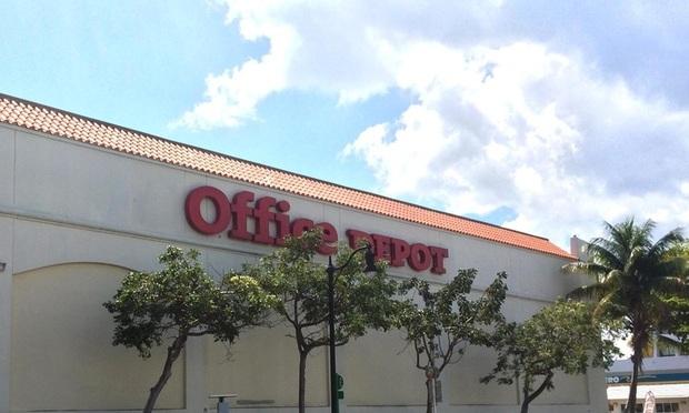 Office Depot. Photo: A.M. Holt