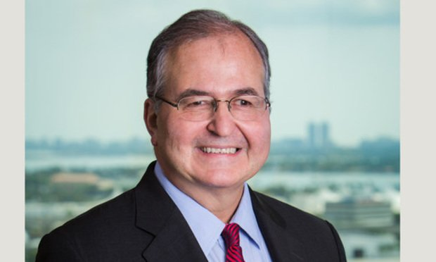 Raul Salas, partner at Shutts & Bowen, died last month after a long fight with cancer