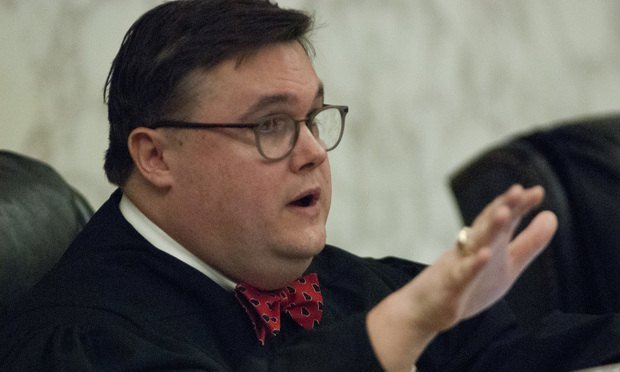 Chief Judge Stephen Dillard, Georgia Court of Appeals. Photo: John Disney