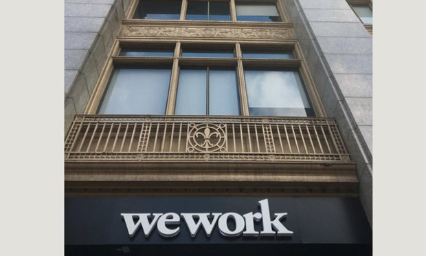 Cryptocurrency Option for Buying Into Miami's WeWork Building