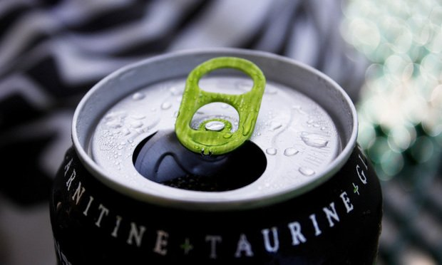 An open can of Monster energy drink, now facing allegations of trademark infringement and unfair competition. Photo: Ashley Rose/Flickr.