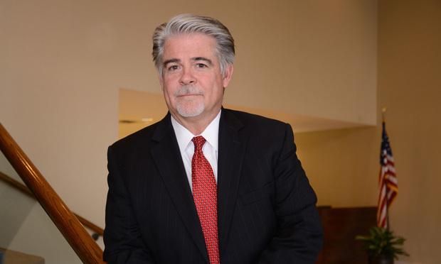 Broward Circuit Judge Dennis Bailey. Photo: Melanie bell/ALM.