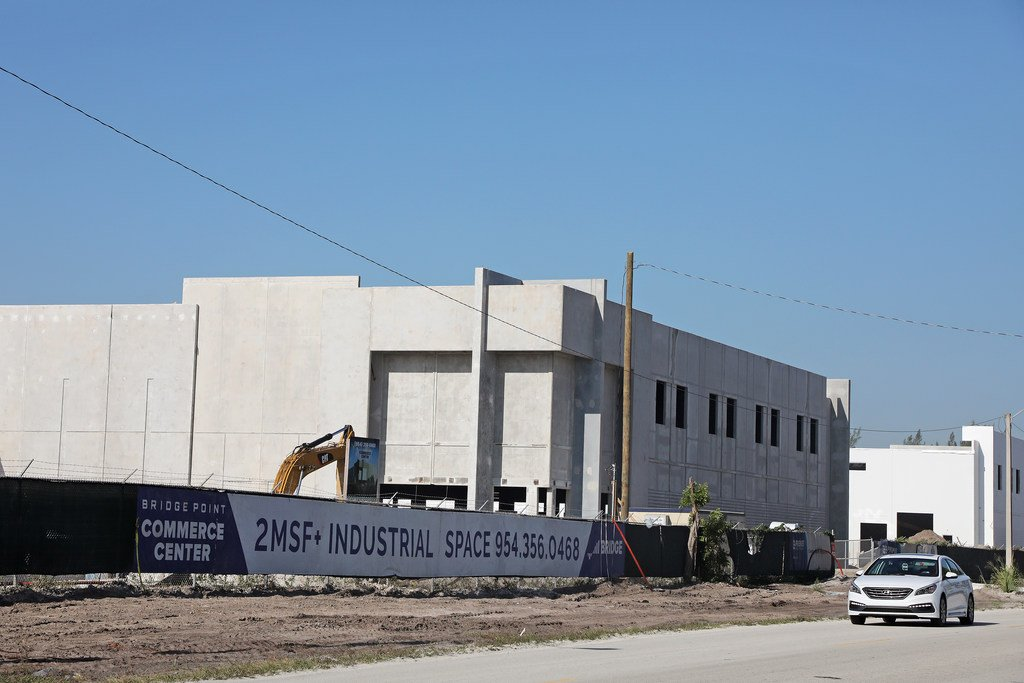 South Florida Sees Surge of Institutional, REIT Industrial