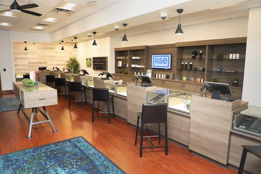 Medical Marijuana Dispensaries Compete for Restricted Retail