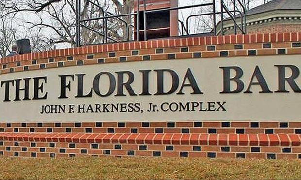 The Florida Bar. Photo: royalty free.