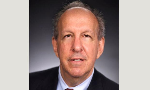 Andrew M. Dector of  Shapiro, Blasi, Wasserman & Hermann.