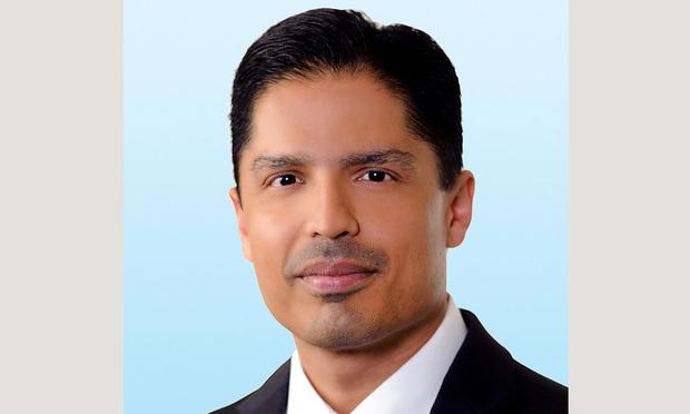 Colliers International South Florida broker Mitash Kripalani in Miami.