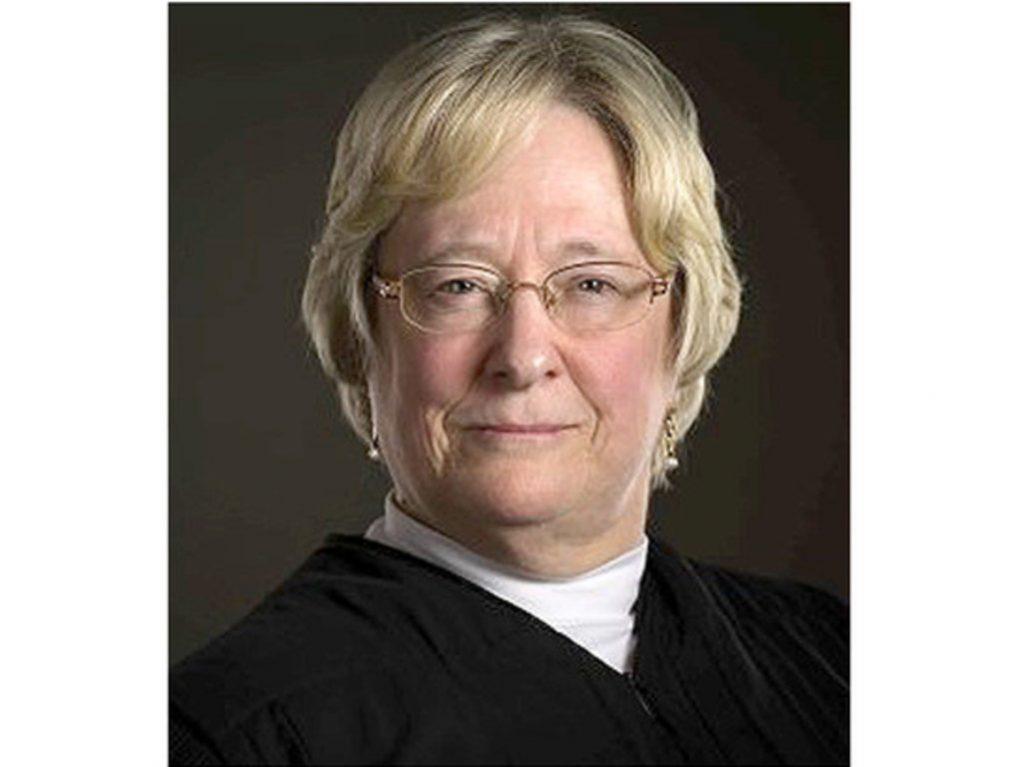 Judge Karen Gievers. Handout photo
