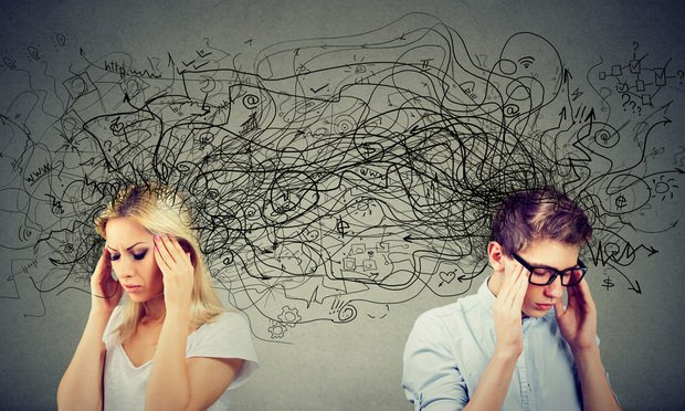 Negative thoughts. Photo: pathdoc/Shutterstock.com.