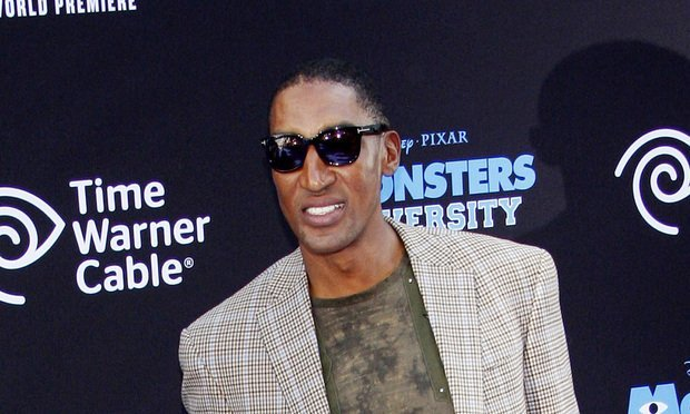 Scottie Pippen. Photo: Tinseltown/Shutterstock.com.