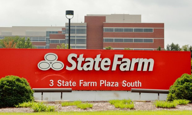 State Farm's corporate headquarters