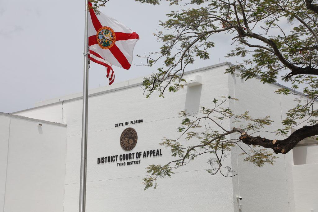 Florida's Third District Court of Appeal. Photo: J. Albert Diaz/ALM