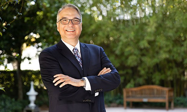 Anthony Varona will become dean of the University of Miami School of Law on Aug.1. Courtesy photo.