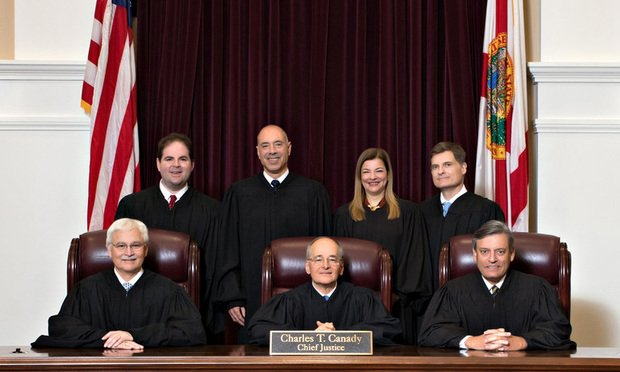 Florida High Court Weighs 10-Year Disbarment for 'Extremely