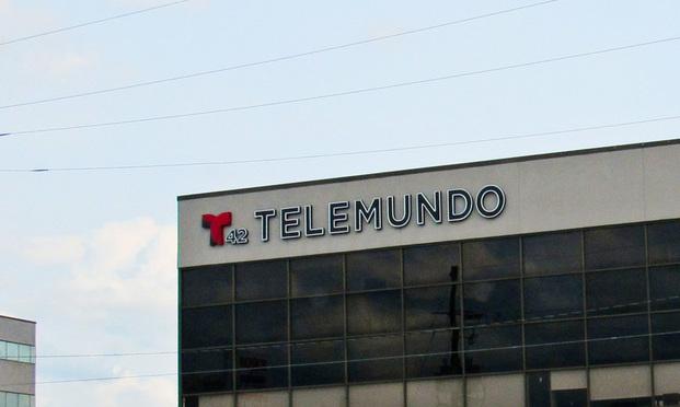 Telemundo office. Photo: Daniel J. Macy/Shutterstock.com