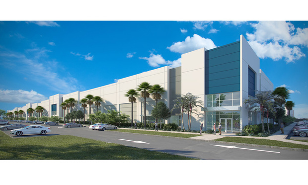 Bridge Development Partners plans to build a 677,314-square-foot, three-building industrial facility in Davie.