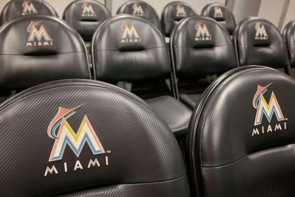 Miami Marlins. Photo: Jan von Uxkull-Gyllenband / Shutterstock.com