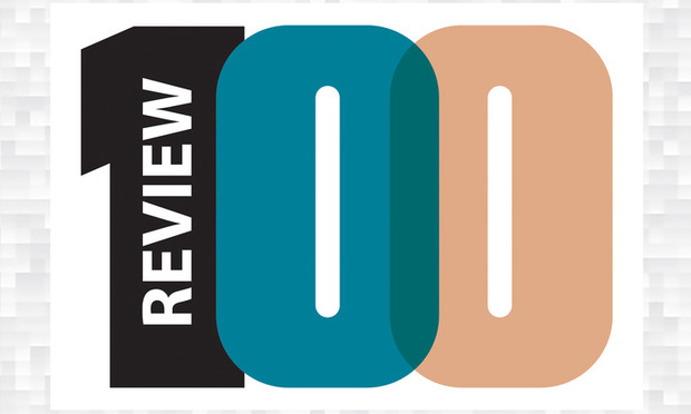 Review 100 logo