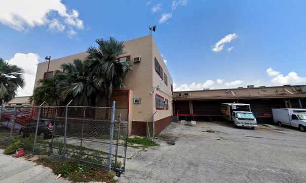 1625 NW 20th St. in Miami.